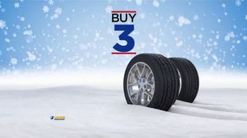 National Tire & Battery TV Spot, 'Season to Save: Buy Three, Get One Free'