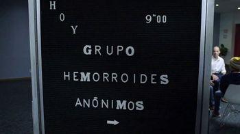 Nikzon TV Spot, 'Grupo hemorroides anónimos' [Spanish]
