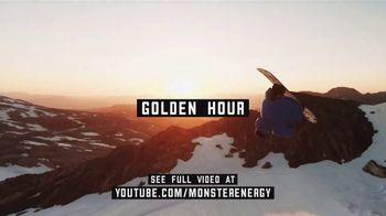 Monster Energy TV Spot, 'Golden Hour' Featuring Sage Kotsenburg, Halldór Helgason, Sven Thorgren & Ståle Sandbech - Thumbnail 10