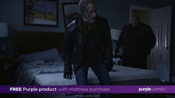 Purple Mattress TV Spot, 'Don't Let Your Mattress Steal Your Sleep' - Thumbnail 4
