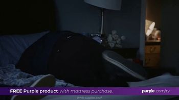 Purple Mattress TV Spot, 'Don't Let Your Mattress Steal Your Sleep' - Thumbnail 5
