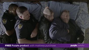 Purple Mattress TV Spot, 'Don't Let Your Mattress Steal Your Sleep' - Thumbnail 8