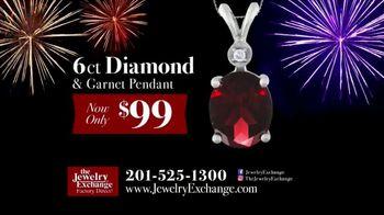 Jewelry Exchange New Year's Week TV Spot, 'Garnet the New Year's Jewel'