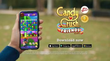 Candy Crush Friends Saga TV Spot, 'Sweeter Than Ever' - Thumbnail 9