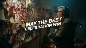 NFL TV Spot, 'May the Best Celebration Win' Featuring Jane Lynch - Thumbnail 8
