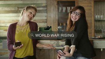 World War Rising TV Spot, 'Restaurant' - Thumbnail 9