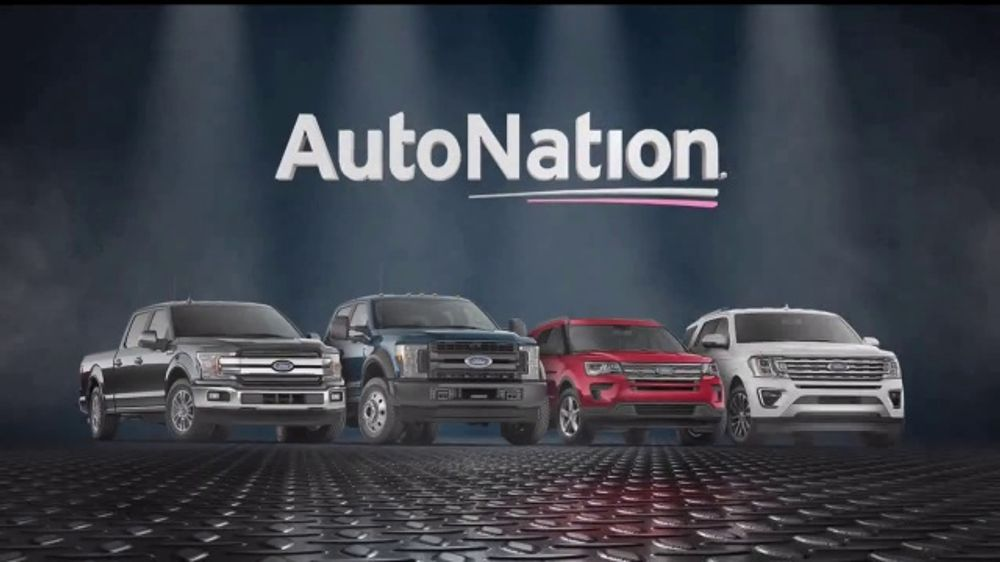 AutoNation New Year New Truck Event TV Commercial, '2018 F-150'