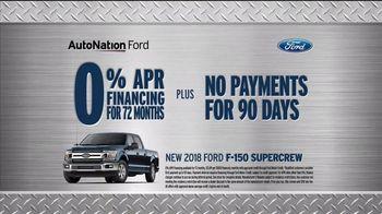 AutoNation New Year New Truck Event TV Spot, '2018 F-150' - Thumbnail 7