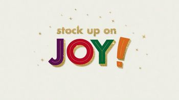 Big Lots TV Spot, '2018 Holidays: Stock Up on Joy!' - Thumbnail 9