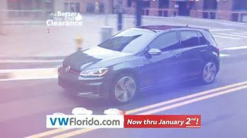 Volkswagen Better Year-End Clearance TV Spot, 'Last Chance' [T2] - Thumbnail 4