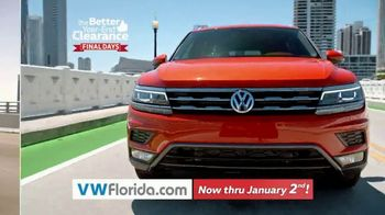 Volkswagen Better Year-End Clearance TV Spot, 'Last Chance' [T2] - Thumbnail 5