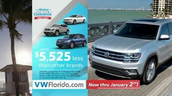 Volkswagen Better Year-End Clearance TV Spot, 'Last Chance' [T2] - Thumbnail 7