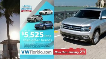 Volkswagen Better Year-End Clearance TV Spot, 'Last Chance' [T2] - Thumbnail 8