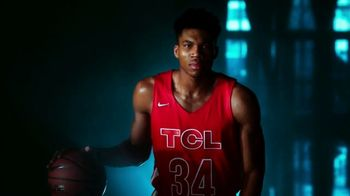 TCL USA TV Spot, 'Powerful Performance' Featuring Giannis Antetokounmpo