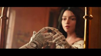 Alita: Battle Angel - 5296 commercial airings