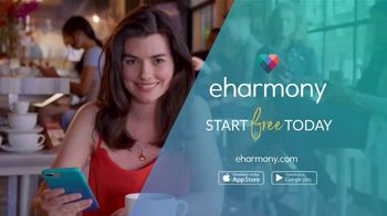 eHarmony TV Spot, 'Done With Swiping' - Thumbnail 7