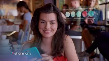 eHarmony TV Spot, 'Done With Swiping' - Thumbnail 4