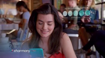 eHarmony TV Spot, 'Done With Swiping' - Thumbnail 5