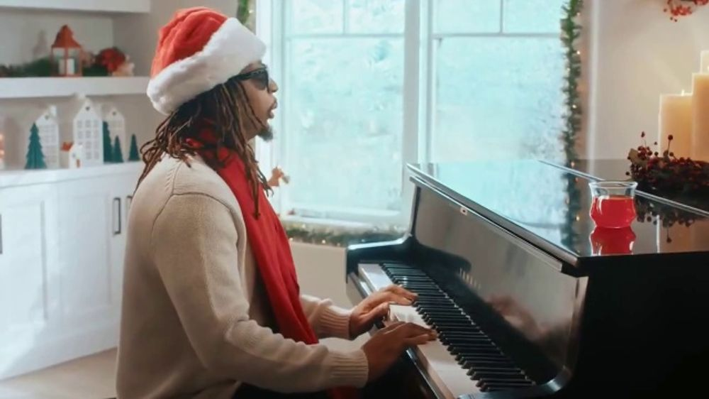 Kool-Aid TV Commercial, 'All I Really Want For Christmas' Featuring Lil Jon, Kool-Aid Man