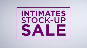Kohl's Intimates Stock-Up Sale TV Spot, 'Stock Up for New Year' - Thumbnail 2
