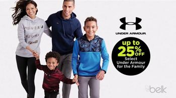Belk After Christmas Sale TV Spot, 'Nike, Under Armour and Levi's'