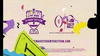 Taco Bell Live Más Spirit Contest TV Spot, 'Giving Back' - Thumbnail 10