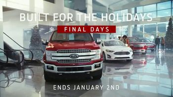 Ford Built for the Holidays Sales Event TV Spot, 'To-Do List' [T1] - Thumbnail 10