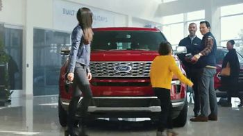 Ford Built for the Holidays Sales Event TV Spot, 'To-Do List' [T1] - Thumbnail 6