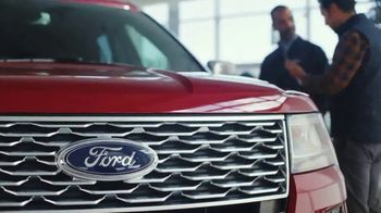 Ford Built for the Holidays Sales Event TV Spot, 'To-Do List' [T1] - Thumbnail 8