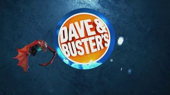 Dave and Buster's TV Spot, 'Dragonfrost Virtual Reality Game' - Thumbnail 7