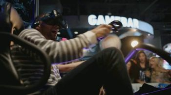 Dave and Buster's TV Spot, 'Dragonfrost Virtual Reality Game'