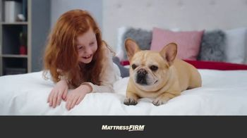 Mattress Firm TV Spot, 'Fan-Favorite Deals: Free Adjustable Base' - Thumbnail 1