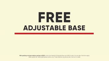 Mattress Firm TV Spot, 'Fan-Favorite Deals: Free Adjustable Base' - Thumbnail 4