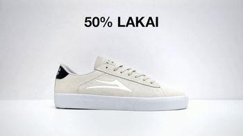 Lakai TV Spot, 'VICELAND: 50 Percent' - Thumbnail 2