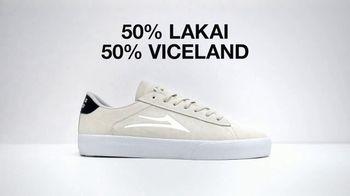 Lakai TV Spot, 'VICELAND: 50 Percent' - Thumbnail 3