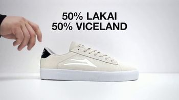 Lakai TV Spot, 'VICELAND: 50 Percent'