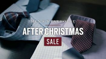 Men's Wearhouse After Christmas Sale TV Spot, 'Stock Up for the New Year'