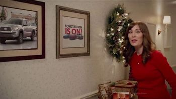 Toyota Toyotathon TV Spot, 'Holidays: The Most Magical Time' [T2] - Thumbnail 1