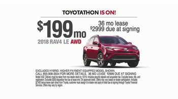 Toyota Toyotathon TV Spot, 'Holidays: The Most Magical Time' [T2] - Thumbnail 4