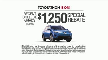Toyota Toyotathon TV Spot, 'Holidays: The Most Magical Time' [T2] - Thumbnail 5