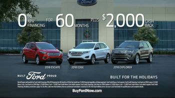 Ford Built for the Holidays Sales Event TV Spot, 'Henry's Little Helpers' [T2] - Thumbnail 8
