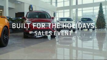 Ford Built for the Holidays Sales Event TV Spot, 'Henry's Little Helpers' [T2] - Thumbnail 7