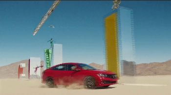 2019 Honda Civic Sport TV Spot, 'Palindrome' [T1] - Thumbnail 4