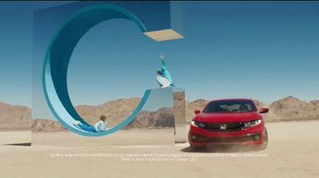 2019 Honda Civic Sport TV Spot, 'Palindrome' [T1] - Thumbnail 6