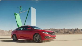 2019 Honda Civic Sport TV Spot, 'Palindrome' [T1] - Thumbnail 7