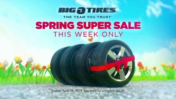 Big O Tires Spring Super Sale TV Spot, '$120 Off' - Thumbnail 9