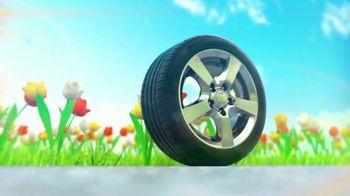 Big O Tires Spring Super Sale TV Spot, '$120 Off' - Thumbnail 2
