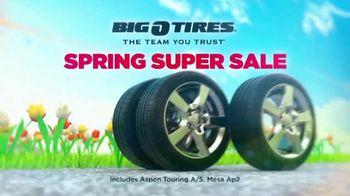 Big O Tires Spring Super Sale TV Spot, '$120 Off' - Thumbnail 3