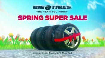 Big O Tires Spring Super Sale TV Spot, '$120 Off' - Thumbnail 4