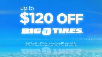 Big O Tires Spring Super Sale TV Spot, '$120 Off' - Thumbnail 6